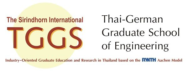The Sirindhorn International Thai-German Graduate School of Engineering